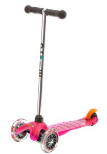 MICRO MINI KICK SCOOTER, PINK