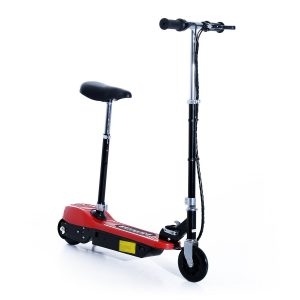 Room 120W Kids Folding Electric Motorized Scooter with Seat