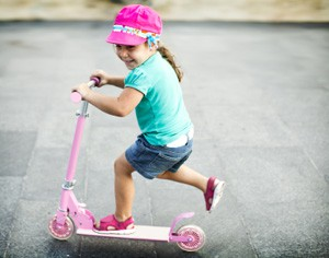 Scooters For Girl
