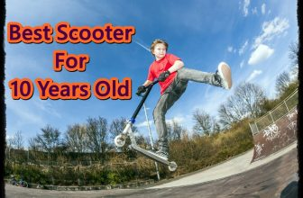 Best Scooter For 10 Year Old Boy- Buying Guide For Perfect Scooter