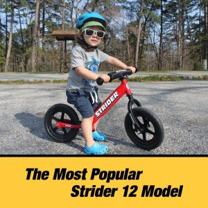 Strider - 12 Classic Balance Bike review